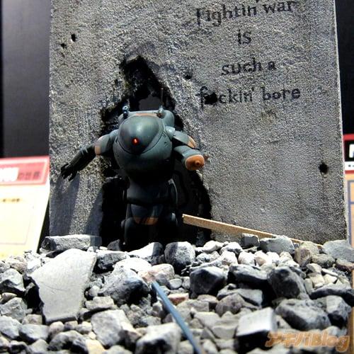 Maschinen Krieger/マシーネンクリーガー模型展示会 Ma.k.1/35的世界「豪华模型阵范例」