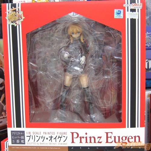 舰Colle/舰これPrinz・Eugen手办「这可真是不错的Prinz・Eugen」 - ACG17.COM