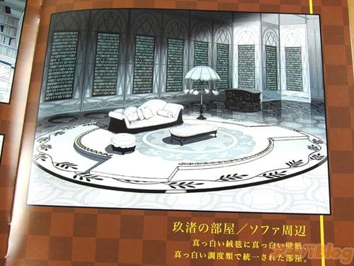 OVA 蓝色学者与戏言跟班/青色サヴァンと戯言遣いBD第6卷「Booklet为渡辺明夫的采访。很有趣」